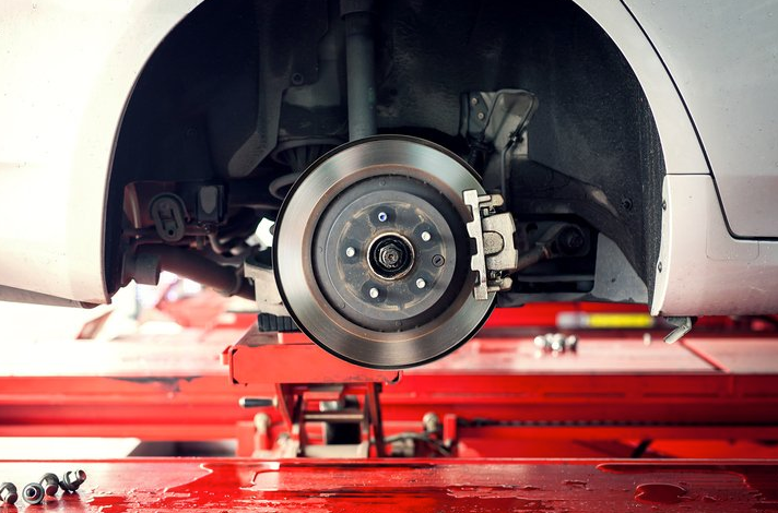car brake maintenance