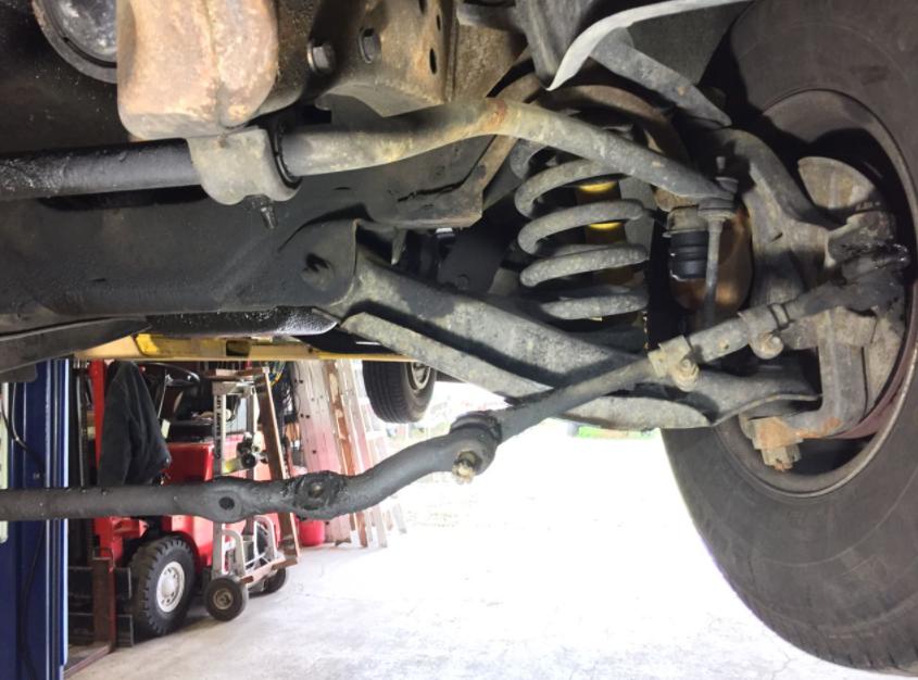steering repairs